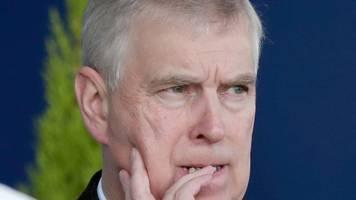 BBC-Interview: Prinz Andrew spricht über Freundschaft mit Epstein
