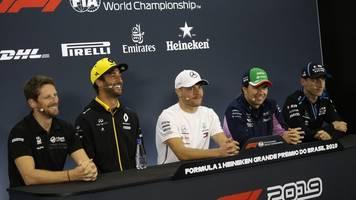 Großer Preis von Brasilien: Darüber wird auch noch gesprochen im Formel-1-Fahrerlager