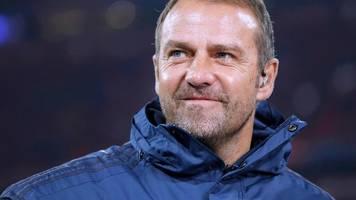Hansi Flick bleibt bis Weihnachten Trainer des FC Bayern – vielleicht länger