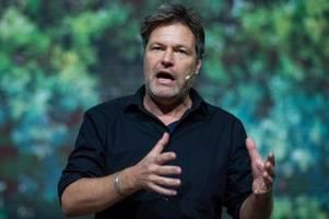 Robert Habeck: Wir wollen die Weichen mitstellen