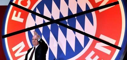 Ohne Uli Hoeneß sinnlos – FC Bayern löst sich auf
