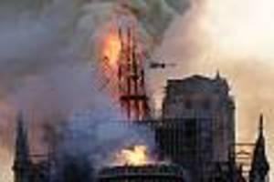 """nach verheerendem brand - """"halt die klappe"""": streit um wiederaufbau von notre-dame eskaliert"""