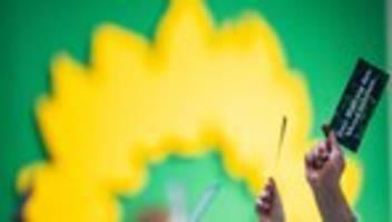 Parteitag: Grüne fordern Sanktionen gegen die Türkei