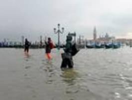 Alarmstufe Rot in Venedig