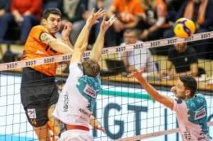 Volleyball: Serie der BR Volleys hält auch gegen Düren