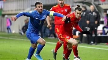 EM-Qualifikation: Wales darf auf EM-Teilnahme hoffen - Comeback von Bale