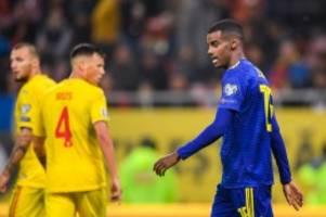Fußball-Ticker: EM-Qualifikation: Ex-BVB-Star mit Golfball attackiert