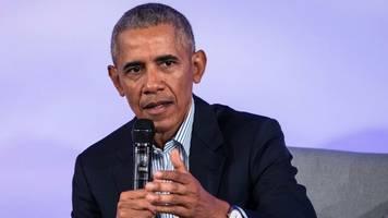 usa: obama warnt vor zu starkem linksschwenk der demokraten