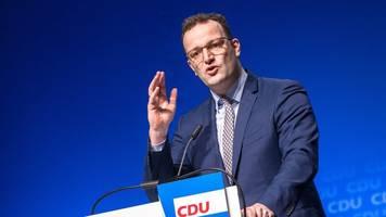 Faire Verteilung: Jens Spahn will mehr Planbarkeit bei Pflege-Eigenanteilen