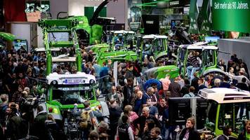 Messe Agritechnica geht in Hannover zu Ende