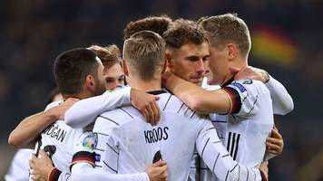 4:0 gegen Weißrussland: Die deutsche Fußball-Nationalmannschaft in der Einzelkritik