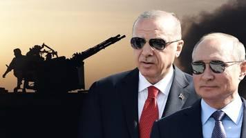 Libyen: Der geheime Krieg von Recep Tayyip Erdogan und Wladimir Putin