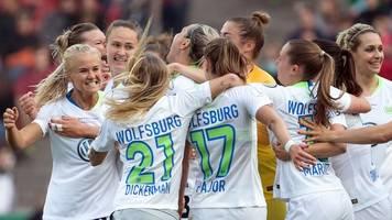DFB-Pokal der Frauen: Wolfsburger Frauen besiegen FC Bayern im Pokal