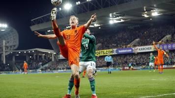 EM-Ticket 2020: Niederlande,  Kroatien und Österreich lösen das EM-Ticket