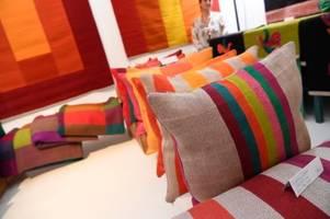 65 Aussteller kommen zum Textilmarkt im Augsburger Textilmuseum