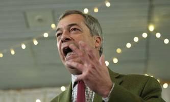 tories sollen versucht haben, kandidaten der brexit-partei zu bestechen
