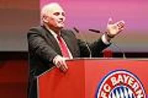 FC Bayern - Trotz Rückzug als Bayern-Präsident: Das Kapitel Hoeneß ist noch lange nicht vorbei