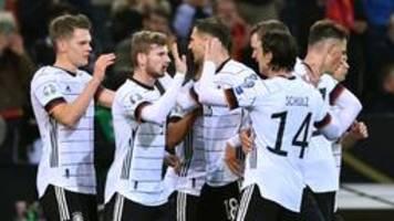 Deutschland für Fußball-EM 2020 qualifiziert