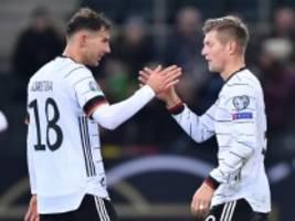 DFB-Elf besiegt Weißrussland: Wir haben unser Ziel erreicht