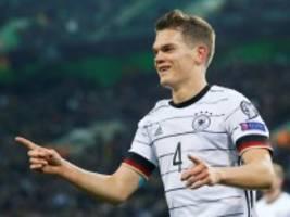 EM-Qualifikation: DFB-Elf besiegt Weißrussland und fährt zur EM