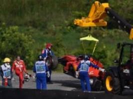 Formel 1: Ferrari schießt sich selbst ab