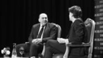 Axel Weber: Die Banken müssen ihren Beitrag zur Klimarettung leisten