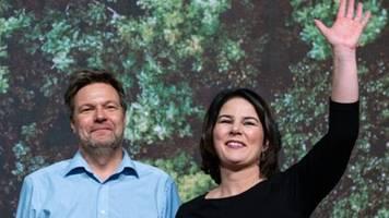 Bundesdelegiertenkonferenz der Grünen berät über Klimaschutz