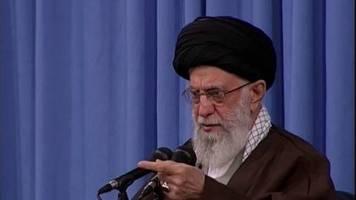 video: iranische regierung warnt demonstranten vor weiterer gewalt
