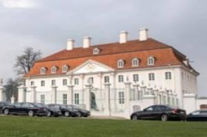 Kabinett: Bundesregierung trifft sich zu Klausurtagung in Brandenburg