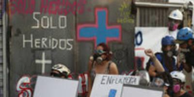 Proteste in Chile: Kein Ende der Polizeigewalt
