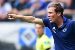 Ex-HSV-Trainer: Neuer Job! Hannes Wolf heuert bei Champions-League-Club an