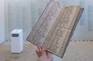 Gedenkstätten: Neues Zentrum in Gedenkstätte zu NS-Justiz wird eröffnet