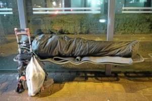 hamburg: kalte nächte: drei tote obdachlose innerhalb weniger tage