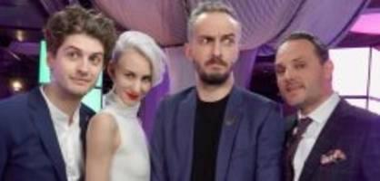 staffelstart für dominic deville: «jan böhmermann liebt das hürlimann-spa»
