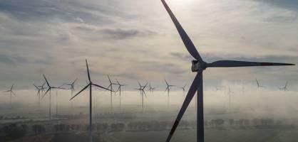 Pläne der Bundesregierung bedrohen Ausbau von Windkraftanlagen