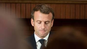 Defizit-Ziele: Macron stellt nur den Totenschein aus