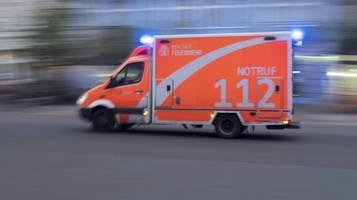 Hamburg: Betrunkener 21-Jähriger schläft im Gleisbett – von Zug überrollt