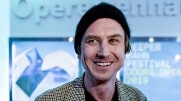 Klimakrise - Lars Eidinger: Versuche,  nachhaltiger zu leben