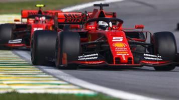 Formel 1 in Brasilien: Sebastian Vettel wütet nach Crash mit Leclerc: So ein Bockmist aber auch!