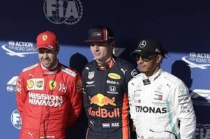 Formel 1: Zeitplan, Training, Qualifying - GP von Brasilien live im TV oder Stream