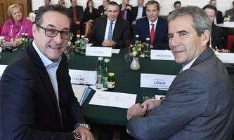 Strache an Löger: Dokumentation eines politischen Postenschachers [premium]