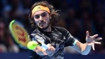 ATP Finals: Tsitsipas gewinnt Finale gegen Thiem