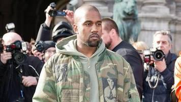 Kanye West: Seltsamer Auftritt in riesiger US-Kirche