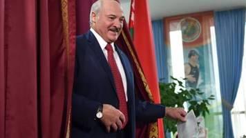 opposition in weißrussland verliert alle sitze im parlament