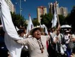 Steinmeier muss Termin canceln: Bolivien beruft Botschafter ab