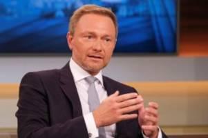 ARD-Talk: Christian Lindner schrammt bei Anne Will am Eigentor vorbei