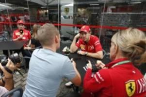 GP von Brasilien: Die Lehren aus dem Brasilien-Rennen mit dem Ferrari-Debakel