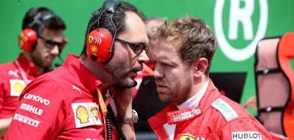 """""""An einem erbärmlichen Nachmittag implodiert Ferrari"""""""