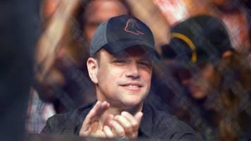 Le Mans 66-Star - Matt Damon: Auszeit war wirklich nötig