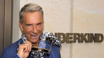 Multitalent: Modeschöpfer Wolfgang Joop wird 75